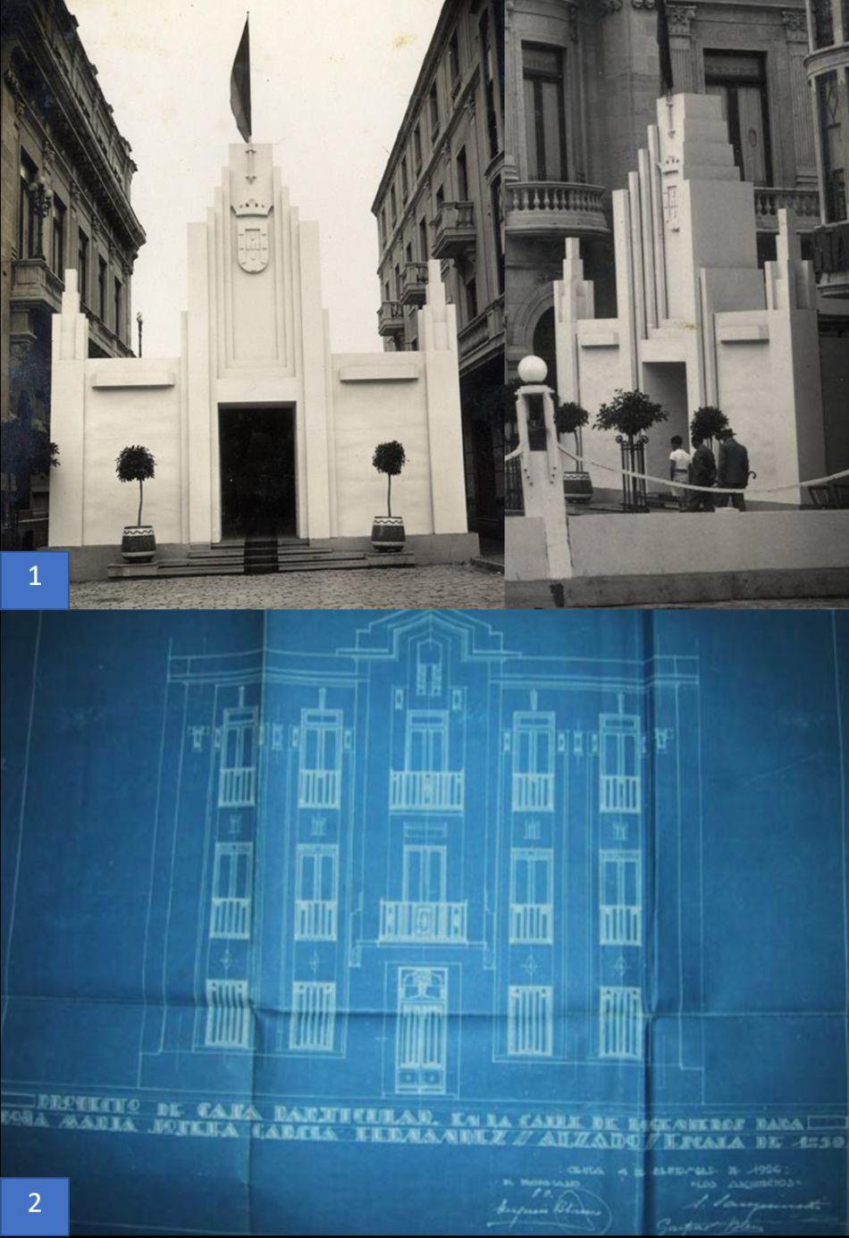Desaparecida Ceuta Art Decó