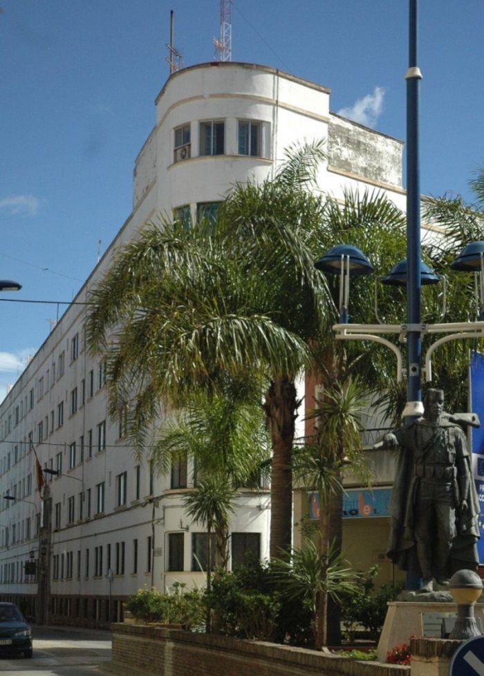 Casa Cuartel de la Guardia Civil de Ceuta (Avenida Nuestra Señora de Otero, 19)