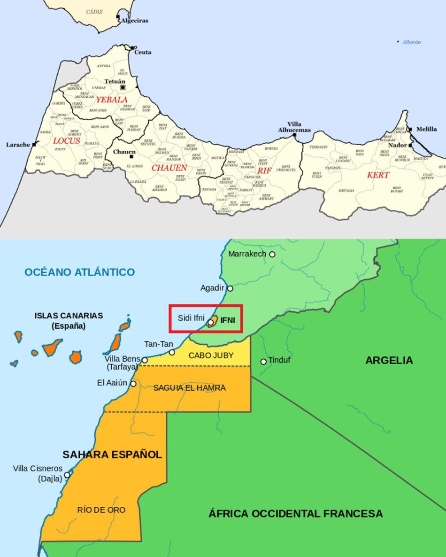 Ceuta Art Decó desarrollada Protectorado español de Marruecos