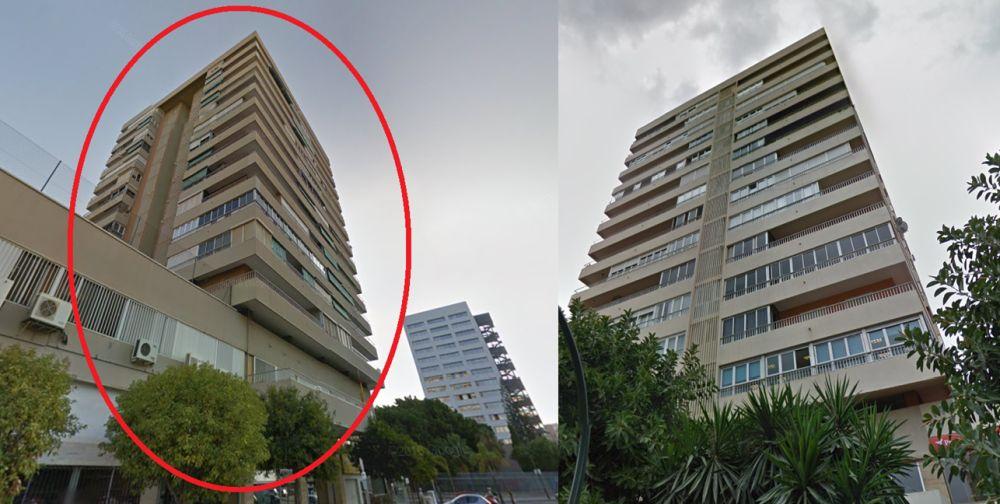 Edificio Copirsa 3 y 4 Málaga
