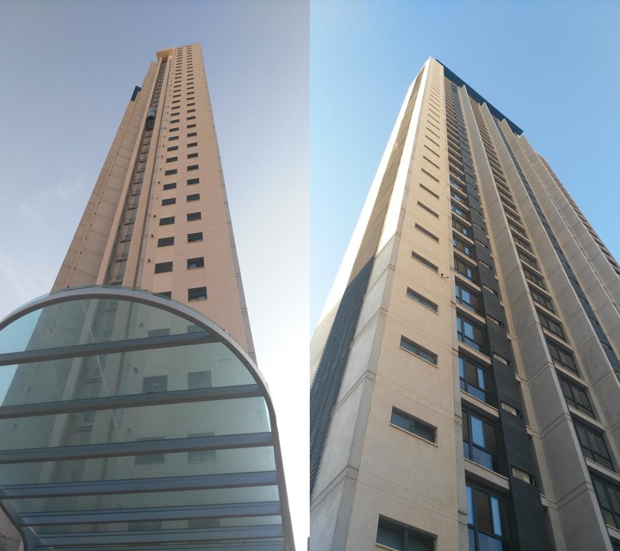 Rascacielos histórcios Edificio Don Jorge Benidorm
