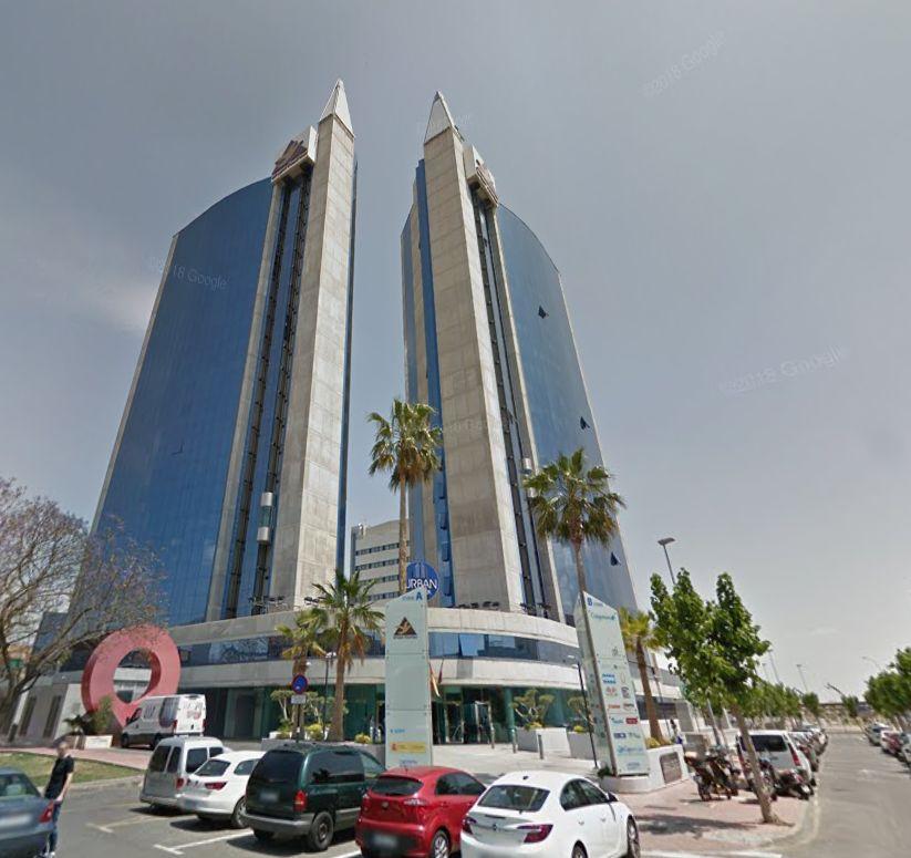 Torres JMC Murcia rascacielos históricos
