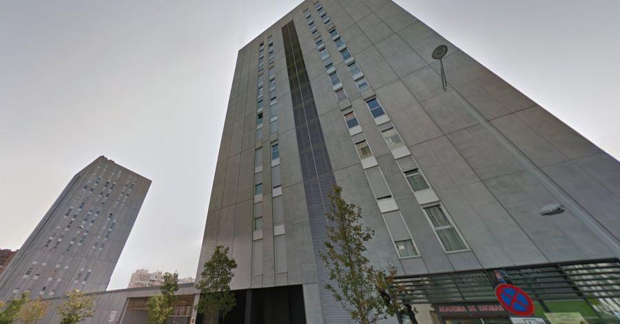 Rascacielos históricos, rascacielos de Vitoria