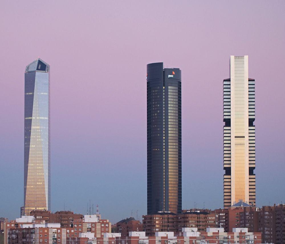 Rascacielos históricos CTBA