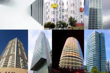 rascacielos históricos de España