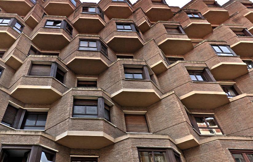 Burgos Art Decó y arquitectura siglo XX