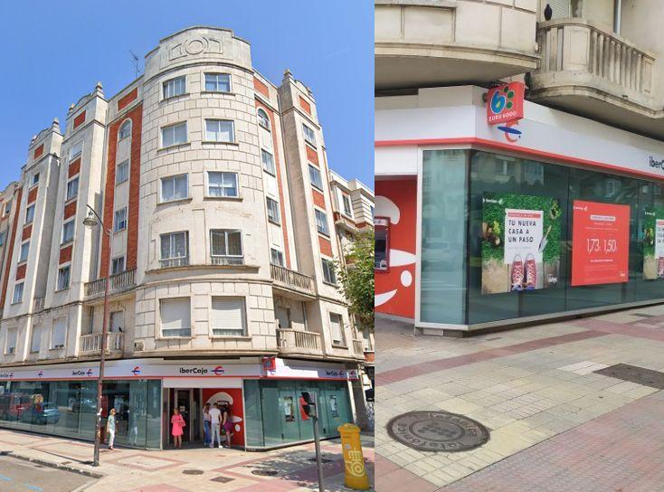 Burgos Art Decó en calle Vitoria 41