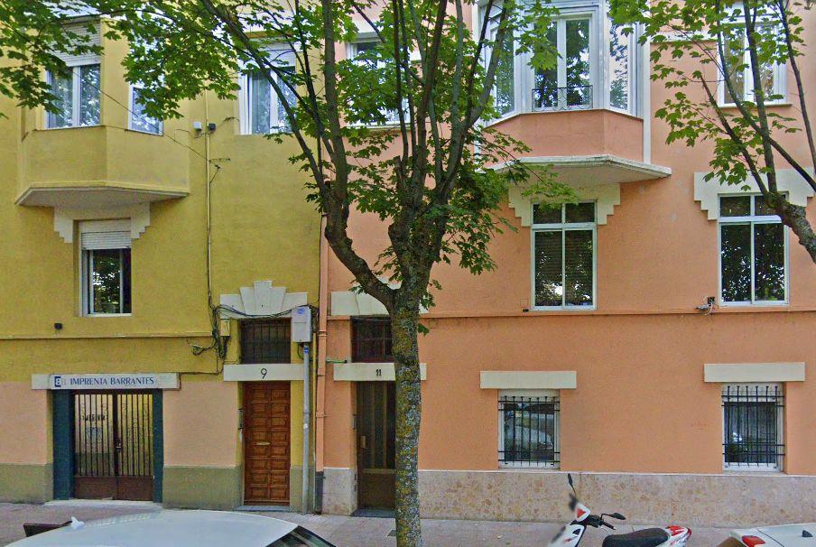 Calle Barrantes, 9 y 11