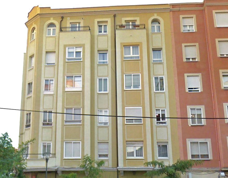 Conde Lozano 13 Burgos Art Decó Zigzag Moderne