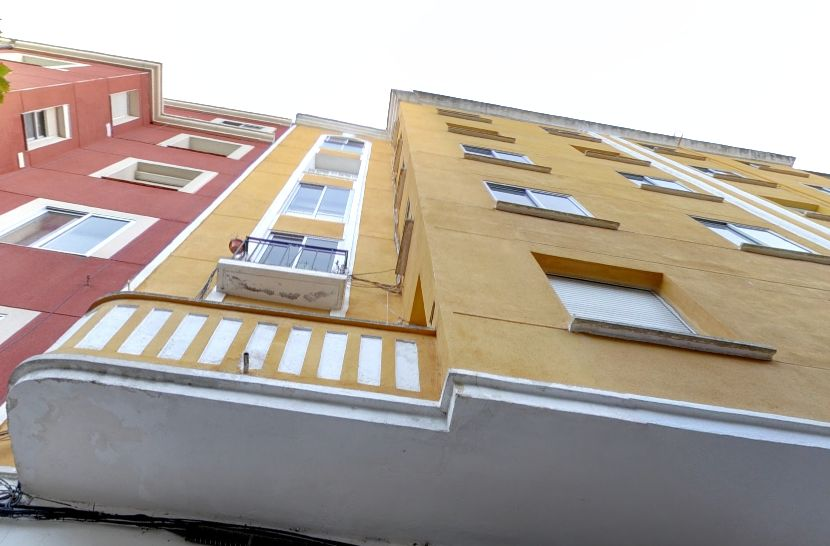 Calle Diego Laínez 4 Burgos Art Decó Streamline Moderne