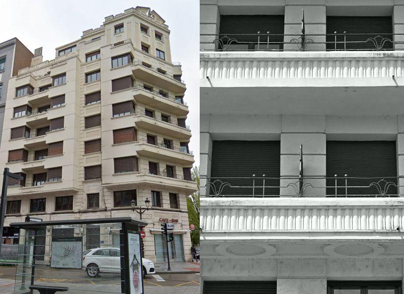 Calle Gran Teatro, 3