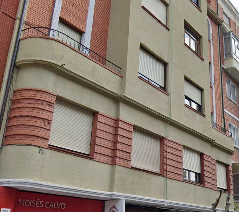 Calle Padre Flórez 4 Burgos Art Decó
