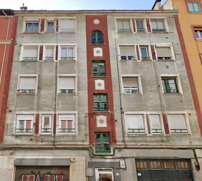 Calle San Francisco 74 es Burgos Art Decó