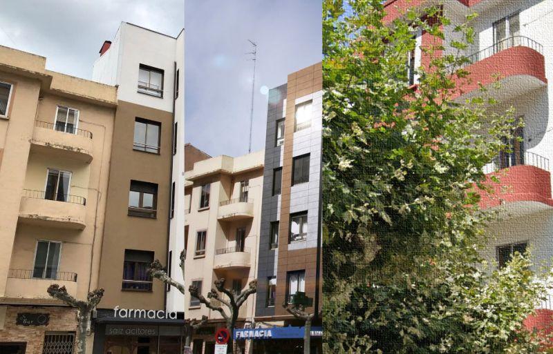 Calle Vitoria 45 Burgos Art Decó