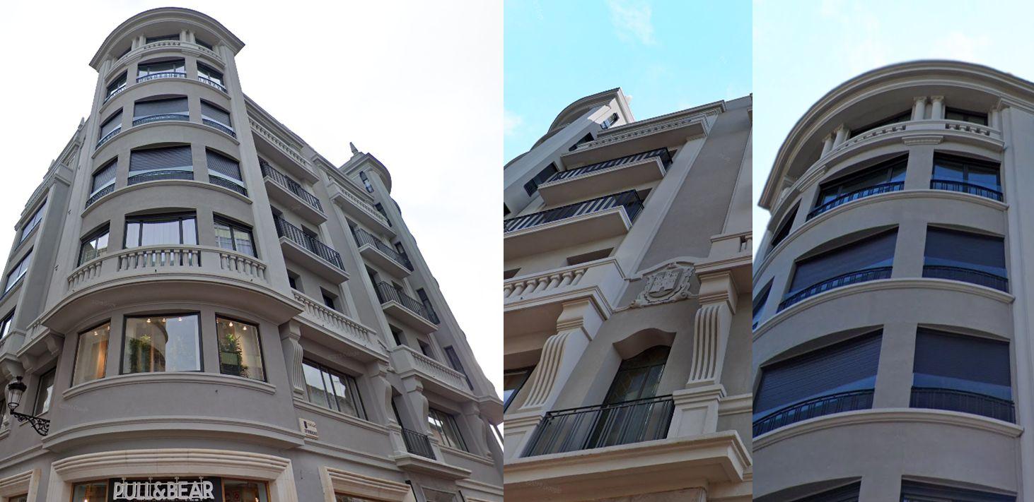 Edificio de la Tesorería (calle Entremercados, 2)