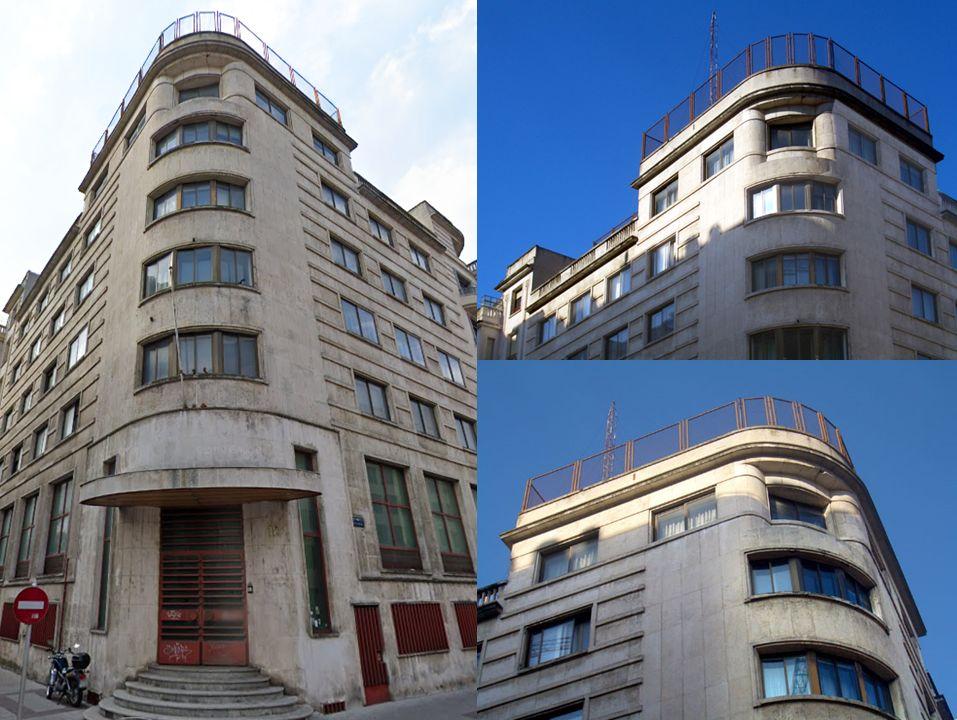Hotel de Viajeros Castilla 1935 Burgos Art Decó