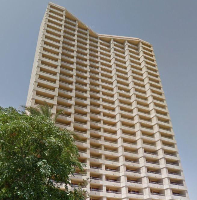 Rascacielos en España, calle Marbella 2 Benidorm