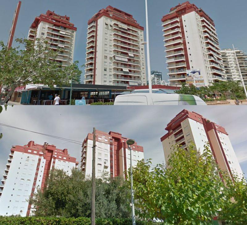 Rascacielos en España 1979 Gandía