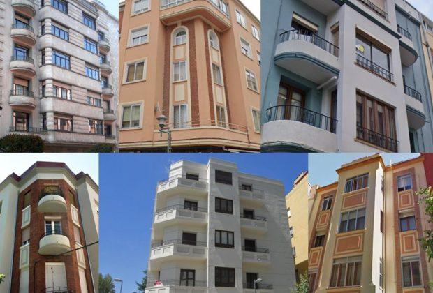Rutas Burgos Art Decó