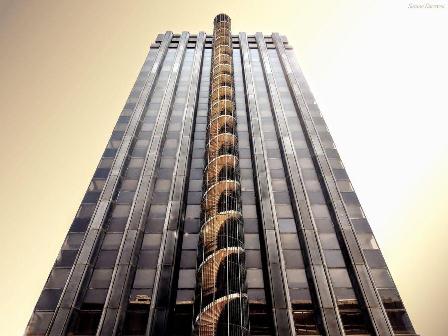 Rascacielos en España Torre Negra AZCA