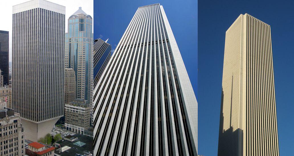 Rascacielos en España Torre Picasso Seattle Chicago