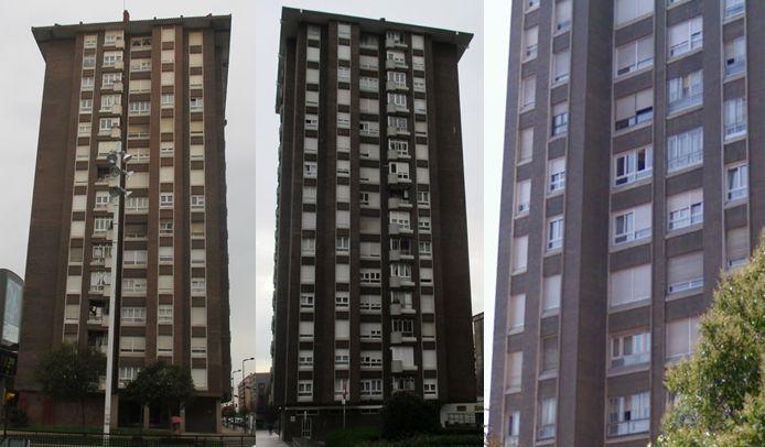 Rascacielos en España 1978 Gijón