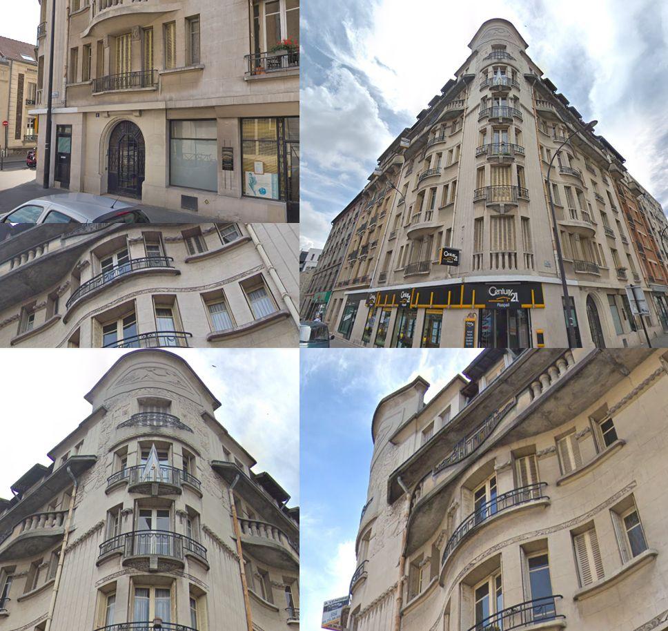Modernismo Decó Ivry sur Seine