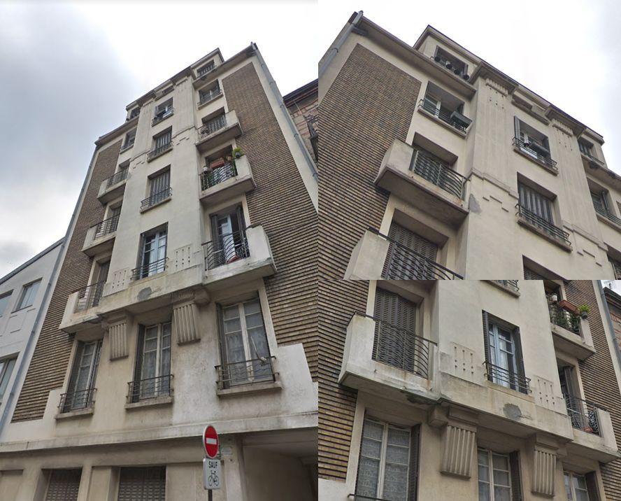 Espléndido Art Decó Zigzag Moderne en Ivry sur Seine