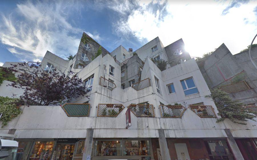 El poder de los triángulos en Irvy sur Seine
