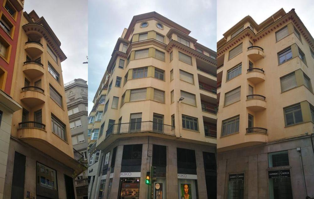 Edificio Ubierna (calle Lealtad, 10)