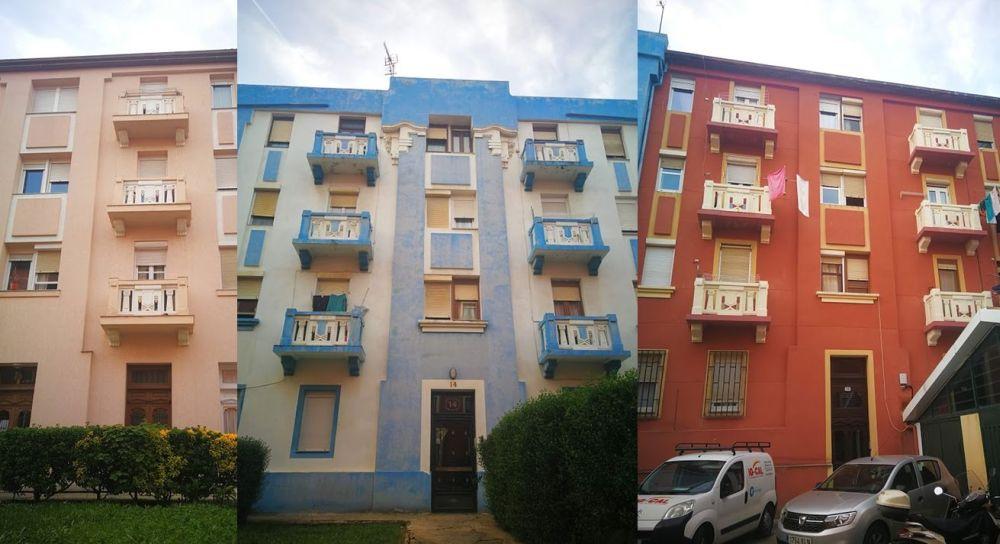 Calle Antonio Mendoza, 12, 14 y 16