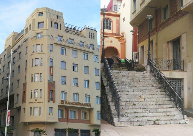 Casa Yllera Santander Art Decó