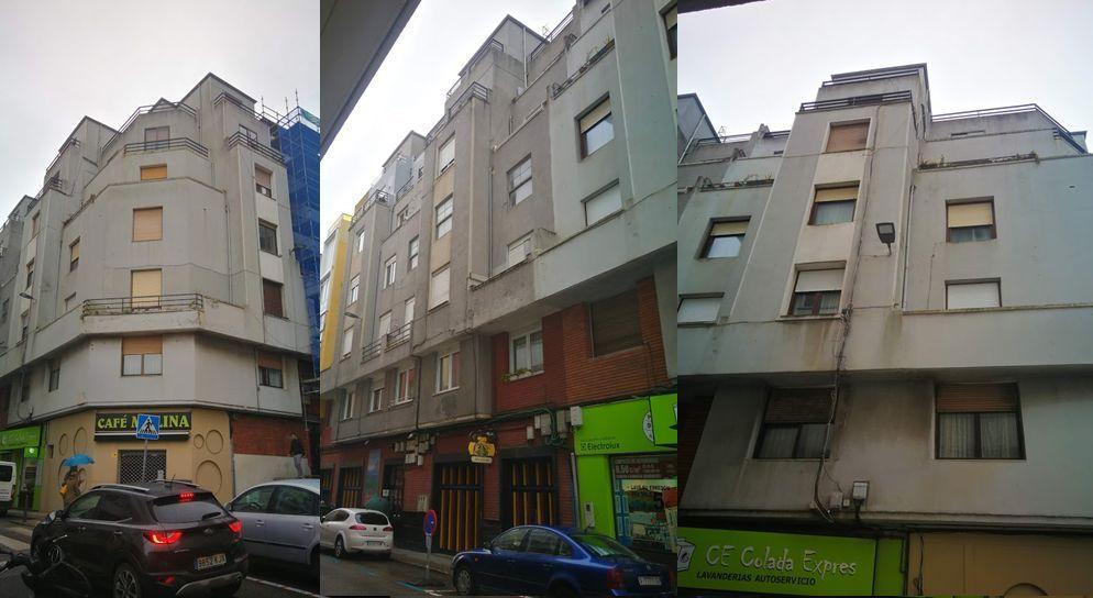 Edificio Viviendas Alonso (calle Fernández de la Isla, 27)