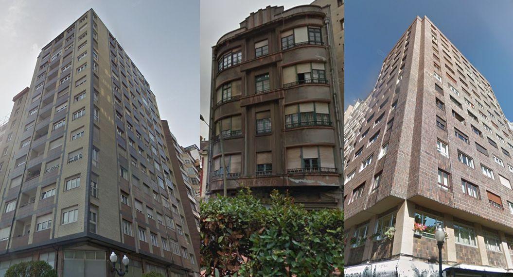 Gijón Racionalismo Decó