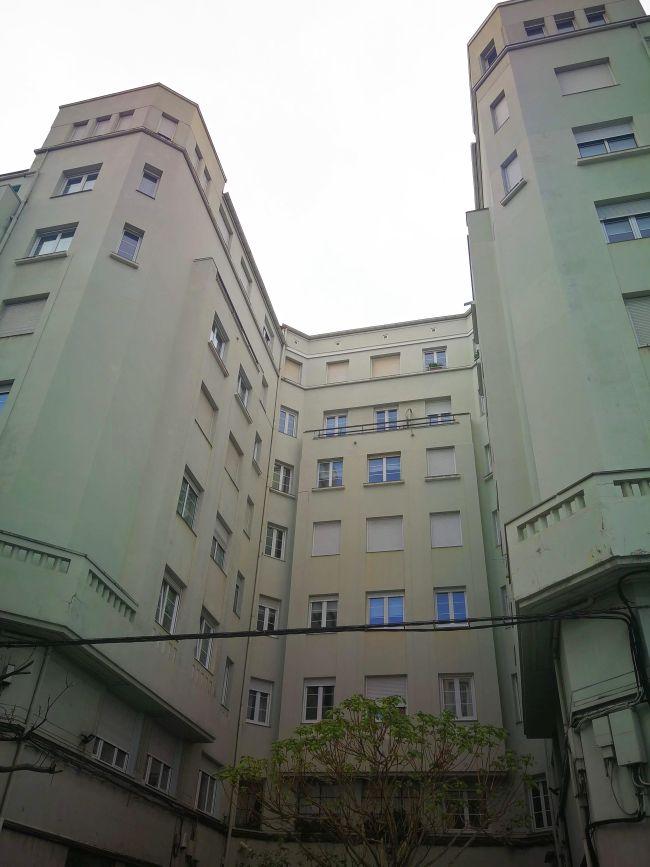 Hernán Cortés Santander Art Decó