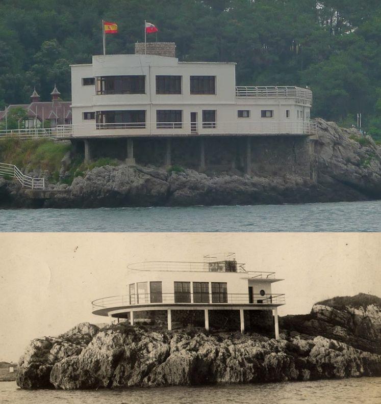 Santander Art Decó Streamline Moderne o Racionalismo Decó