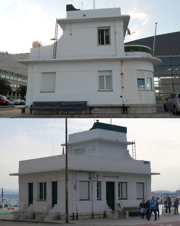 Pabellón Prácticos del Puerto (calle Gamazo, 2)