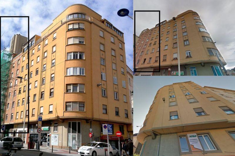 Calle Alta, 42 y calle Alcázar Toledo, 22