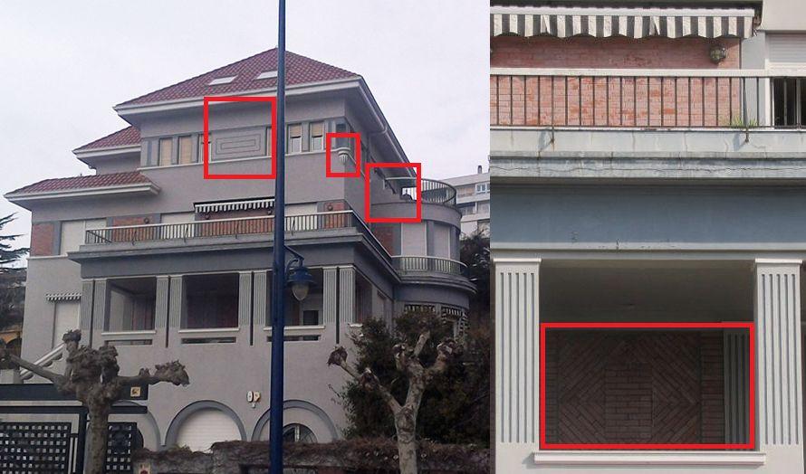 Casa Cué (avenida Reina Victoria, 65)