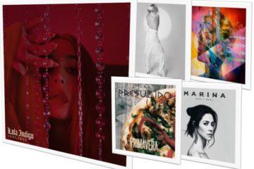 Crítica Akelarre de Lola Indigo junto a Dedicated de Carly Rae Jepsen, LOVE+FEAR de MARINA, Hurts 2B Human de P!nk y Primavera Presumido