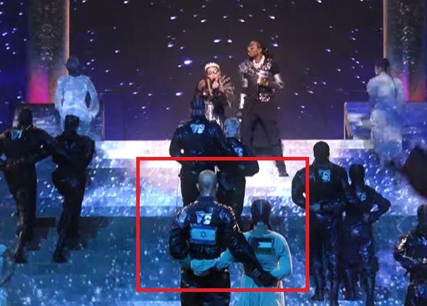 Madame X de Madonna crítica Eurovisión 2019