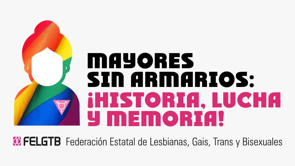 Mayores Sin Armario presentes canciones para el Orgullo 2019