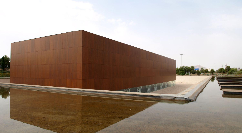 Arquitectura vídeo Si te vas de Blas Cantó Alicante