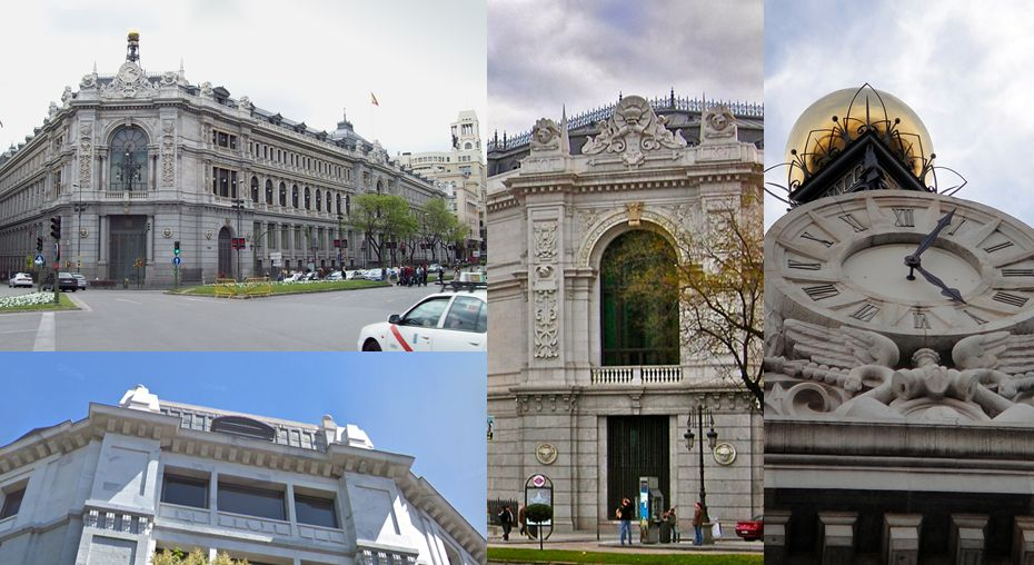 Banco de España Madrid monumentos