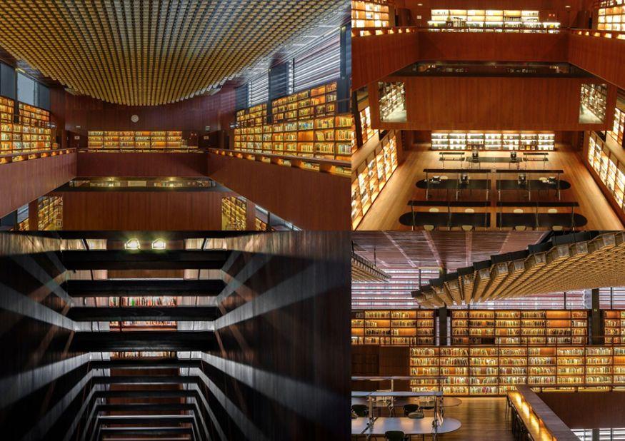 Biblioteca del Museo Reina Sofía Semana de la Arquitectura