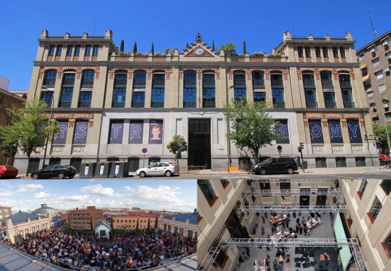Casa Encendida Semana de la Arquitectura 2019 en Madrid