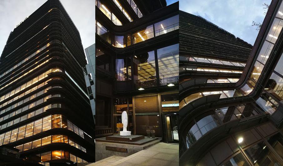 Castellana 81 Semana de la Arquitectura 2019 en Madrid