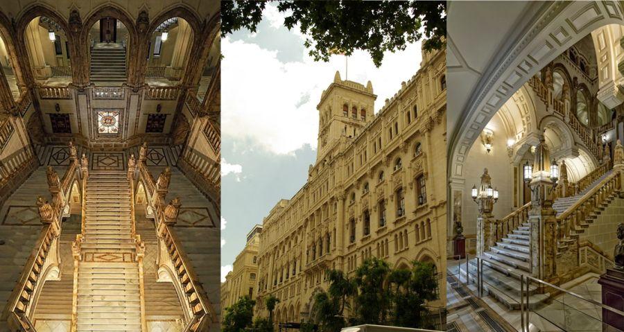 Cuartel General de la Armada Semana de la Arquitectura 2019 en Madrid