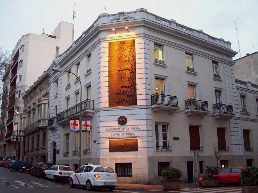 Edificio Asociación de la Prensa de Madrid