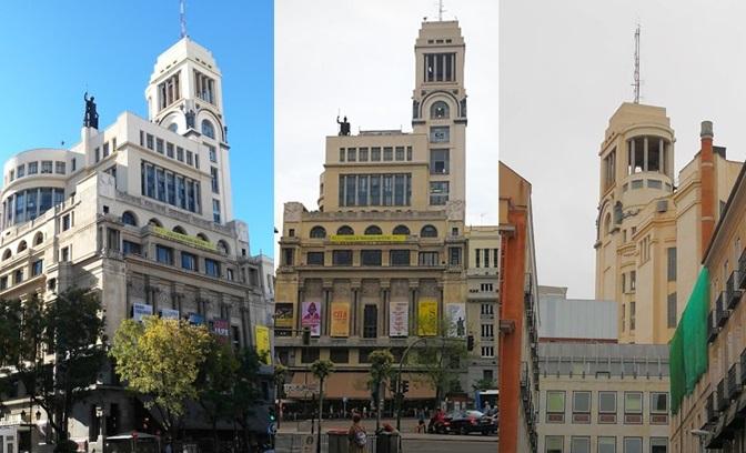 Edificio Círculo de Bellas Artes Semana de la Arquitectura 2019 en Madrid
